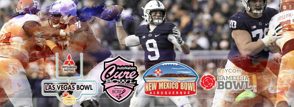 Get college football bowl betting season started with these Saturday matchups   | News Article by Betowi.com