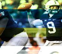 Get college football bowl betting season started with these Saturday matchups
