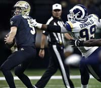 Breaking down the best ways to bet the NFC Championship odds: Rams at Saints
